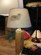 Filzschäfchenlampe
